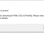 Sublime-HTMLPrettify(html-css-js prettify)的离线下载和安装